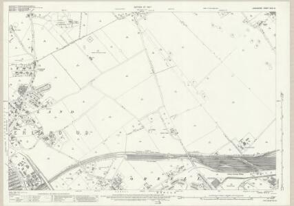 Lancashire XCIX.10 (includes: Ford; Litherland; Liverpool; Orrell) - 25 Inch Map