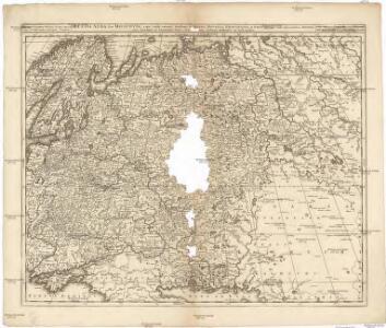 Russia alba, sive Moscovia, regio valde extensa, divisaque in regna, ducatus, principatus, et provincias, cum adjacentibus regnis