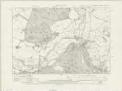 Staffordshire XXXVIII.SW - OS Six-Inch Map