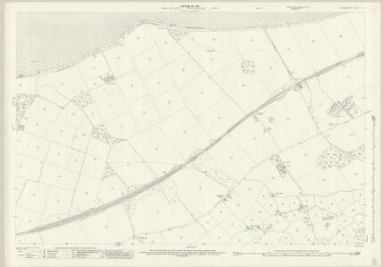 Caernarvonshire VII.10 (includes: Aber; Llanllechid) - 25 Inch Map
