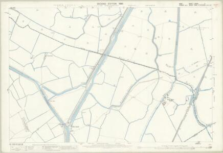 Kent LXXXIII.2 (includes: Iden; Playden; Snargate; Stone cum Ebony) - 25 Inch Map