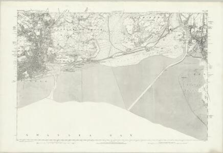 Glamorgan XXIII - OS Six-Inch Map