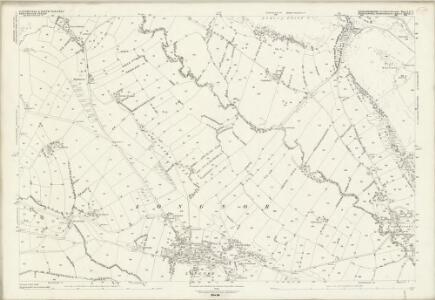 Staffordshire V.2 (includes: Hartington Middle Quarter; Heathylee; Hollinsclough; Longnor; Sheen) - 25 Inch Map