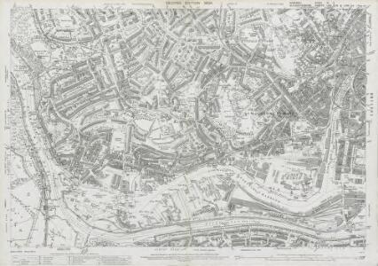 Somerset VI.2 (includes: Bristol) - 25 Inch Map
