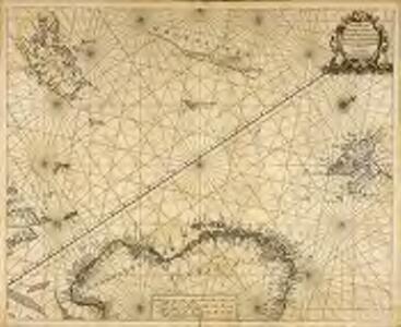 De custen van Noorwegen, Finmarken, Laplandt, Spitsbergen, Ian Maÿen Eÿlandt, Yslandt, als mede Hitlandt, en een gedeelte van Schotlandt