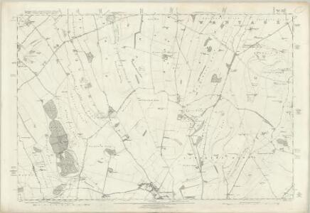 Berkshire XVI - OS Six-Inch Map