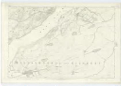 Argyllshire, Sheet CCXII - OS 6 Inch map