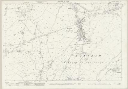 Cheshire XI.3 (includes: Hyde; Longendale) - 25 Inch Map