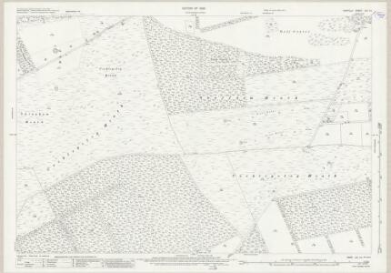 Norfolk LIX.13 (includes: Beachamwell; Cockley Cley; Swaffham) - 25 Inch Map
