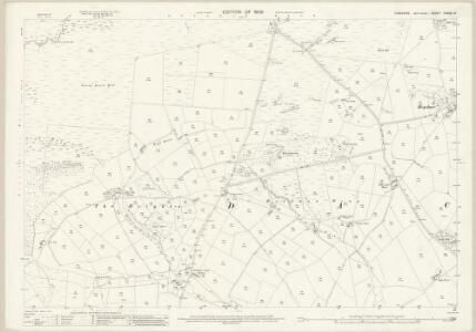 Yorkshire CXXXV.16 (includes: Bewerley; Dacre) - 25 Inch Map