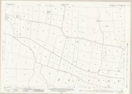 Lincolnshire CIII.8 (includes: Long Bennington; Staunton) - 25 Inch Map
