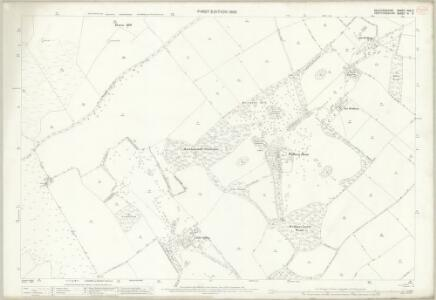 Hertfordshire XI.3 (includes: Lilley; Offley; Shillington) - 25 Inch Map