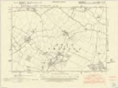 Huntingdonshire XX.NW - OS Six-Inch Map