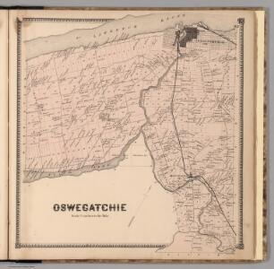 Oswegatchie, Saint Lawrence County, New York.