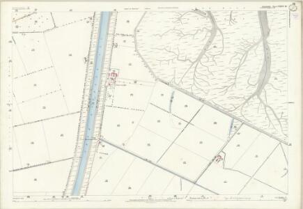 Lincolnshire CXXXVI.16 (includes: Central Wingland; Sutton Bridge) - 25 Inch Map
