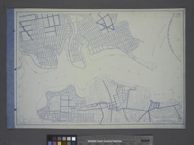 Use District Map Section No. 7; Use district map / City of New York, Board of Estimate and Apportionment.