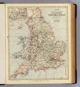 Railway, statistical England, Wales.