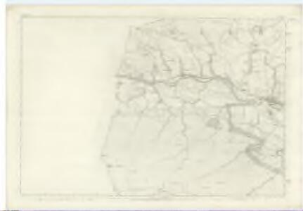 Dumfriesshire, Sheet V - OS 6 Inch map