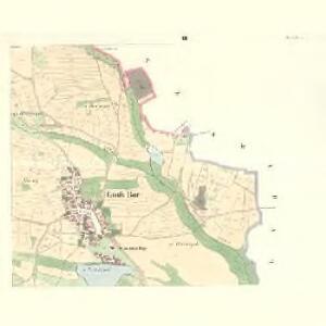 Gross Bor (Welky Bor) - c8441-1-003 - Kaiserpflichtexemplar der Landkarten des stabilen Katasters