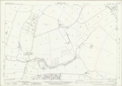 Oxfordshire XXXIV.9 (includes: Beckley and Stowood; Forest Hill with Shotover; Oxford; Stanton St John) - 25 Inch Map