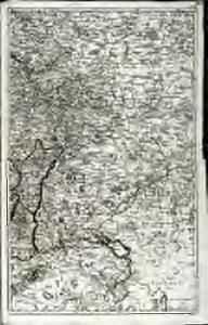 Karte von Frankreich in XVI Blättern, No. 4 und [No. 8]