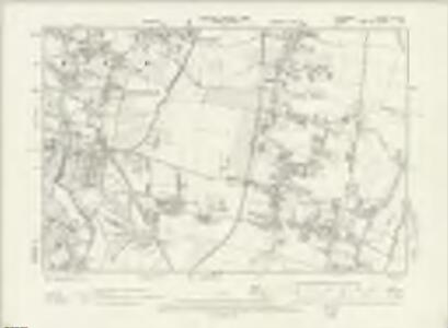 Middlesex VII.NE - OS Six-Inch Map