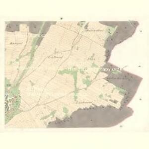 Pohorz - m2339-1-004 - Kaiserpflichtexemplar der Landkarten des stabilen Katasters