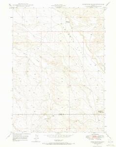 Grindstone Butte