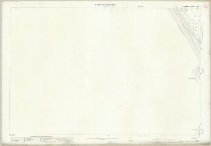 Cornwall LXXX.5 (includes: Gunwalloe) - 25 Inch Map
