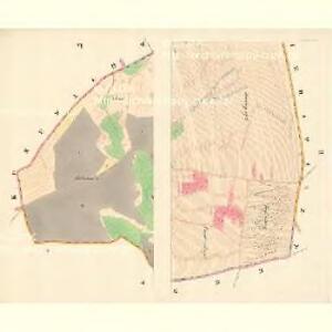 Wrazow (Wracow) - m3464-1-002 - Kaiserpflichtexemplar der Landkarten des stabilen Katasters