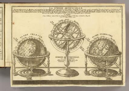 La Sphere artificielle.