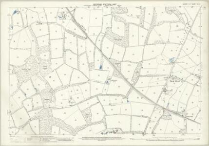 Sussex XIII.5 (includes: Rudgwick; Slinfold) - 25 Inch Map