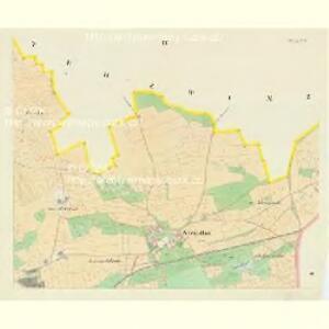 Moyney - c4811-1-004 - Kaiserpflichtexemplar der Landkarten des stabilen Katasters