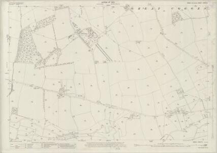 Essex (New Series 1913-) n XXXV.8 (includes: Coggeshall) - 25 Inch Map