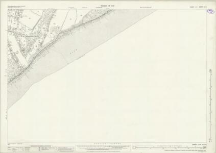 Sussex LIX.3 (includes: Icklesham; Pett) - 25 Inch Map