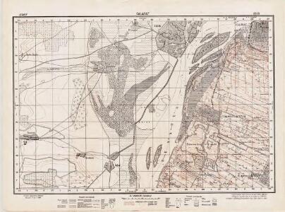 Lambert-Cholesky sheet 2538 (Calafat)