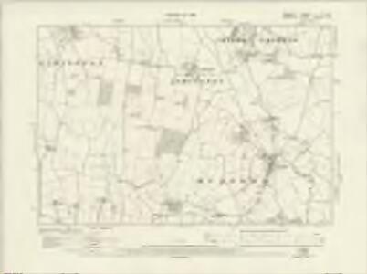 Dorset V.NW - OS Six-Inch Map