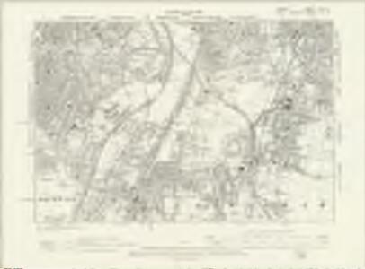 Surrey VIII.NE - OS Six-Inch Map
