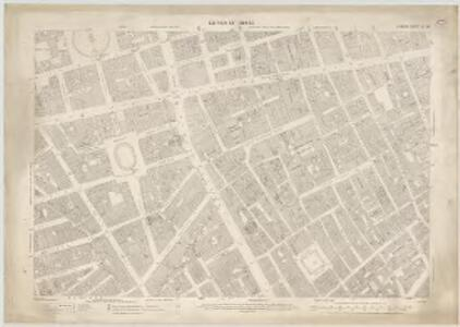 London VII.62 - OS London Town Plan