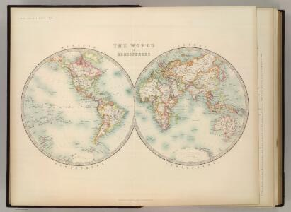 World in Hemispheres.