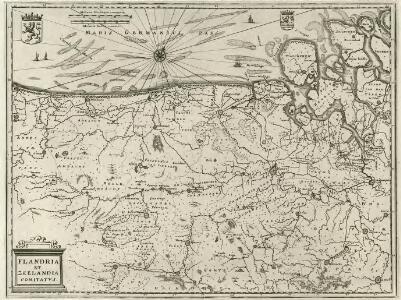 Flandria et Zeelandia Comitatvs