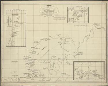 Die nördliche und südliche Halbkugel der Erde
