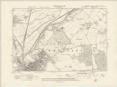 Yorkshire CCLXXVII.SW - OS Six-Inch Map