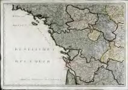Neueste Generalkarte von Frankreich, 3