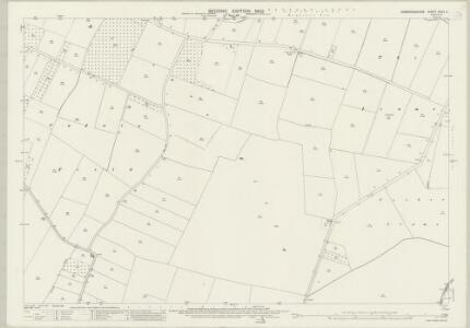 Cambridgeshire XXXIV.5 (includes: Cottenham; Rampton; Willingham) - 25 Inch Map