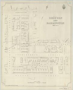 Darlington (in part) & Redfern (in part), Sheet 25, 1888