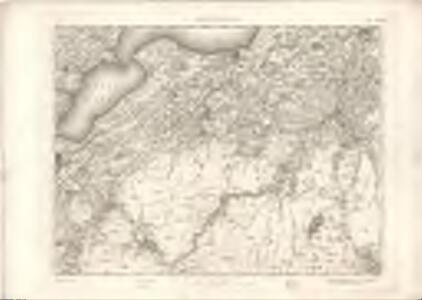 Nairn - OS One-Inch map