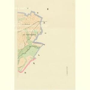 Kramolin - c3504-1-002 - Kaiserpflichtexemplar der Landkarten des stabilen Katasters
