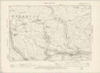 Derbyshire XV.SE - OS Six-Inch Map