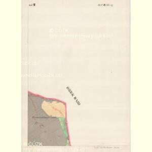 Gerbetschlag - c1817-1-007 - Kaiserpflichtexemplar der Landkarten des stabilen Katasters